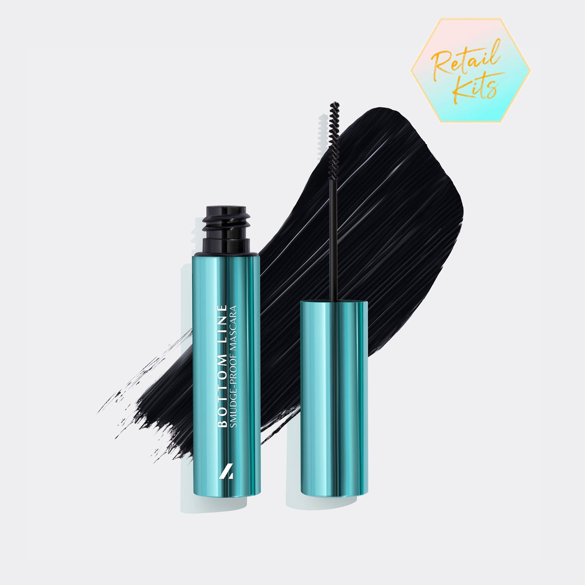 BOTTOM LINE MASCARA - RETAIL SET - LBLA COSMETICS & CO.