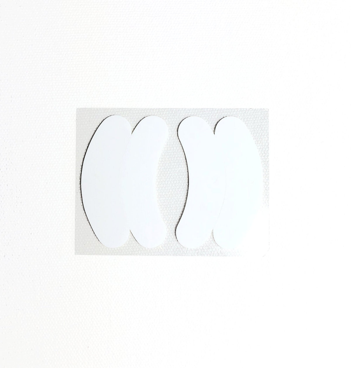 Lint Free Silicon Gel Patch - Set of 2