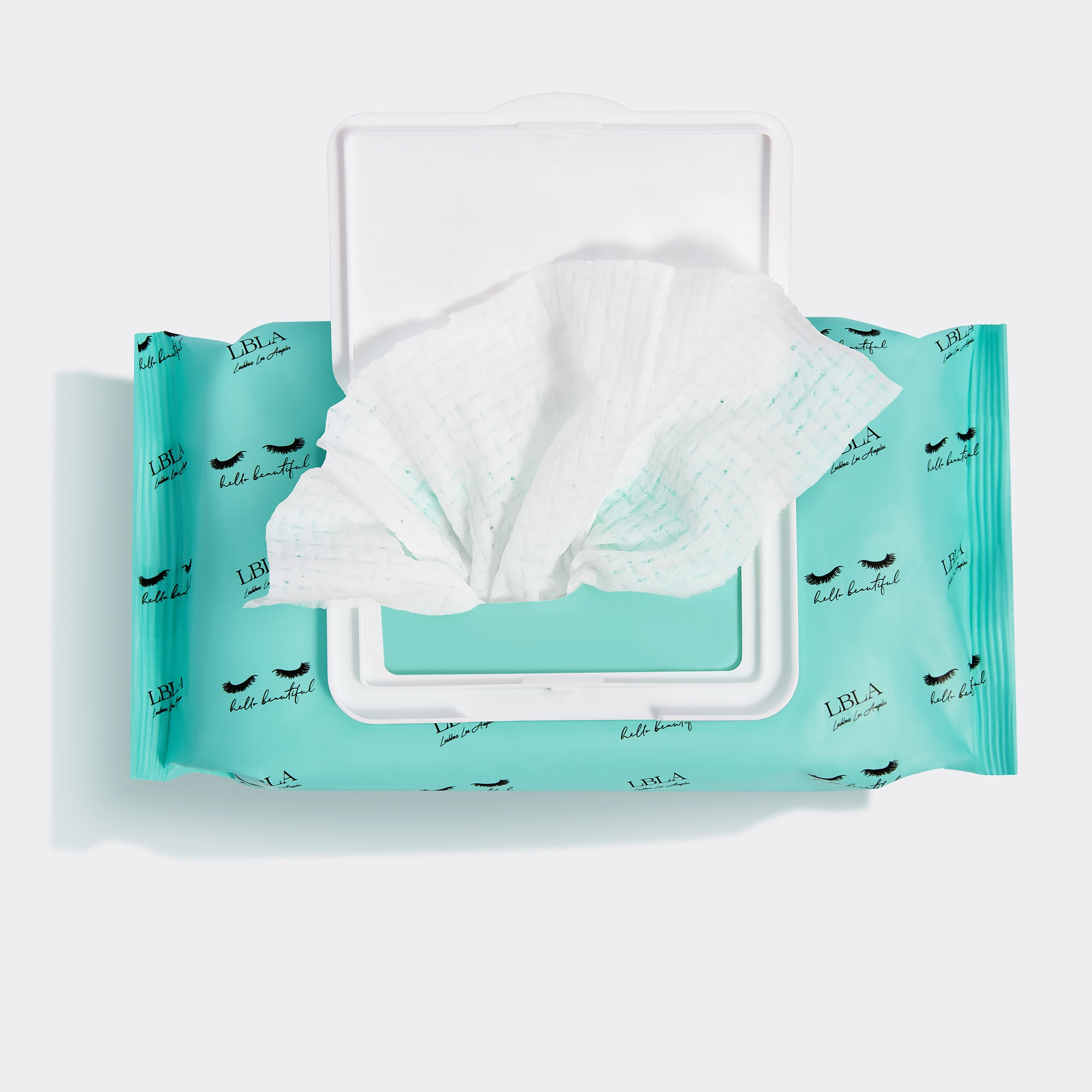 BREAK UP WITH YOUR MAKE UP WIPES - 40 SHEETS-LashBox LA Australia