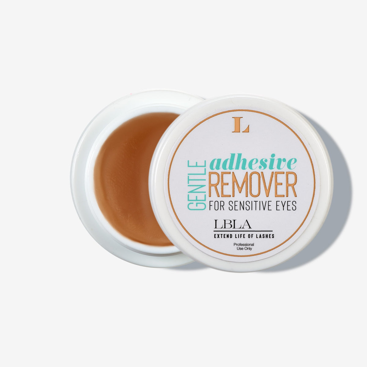 GENTLE ADHESIVE REMOVER FOR SENSITIVE EYES
