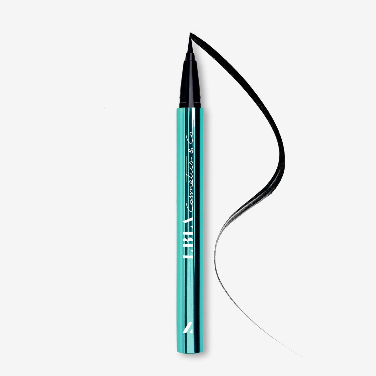 LBLA COSMETICS & CO. EVERLASTING EYELINER Lash Extension safe liquid eyeliner