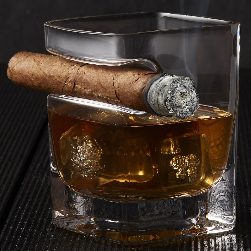 Scotch with Cigar