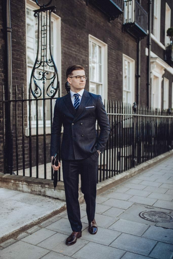 The Male Stylist | Scotch and Rich