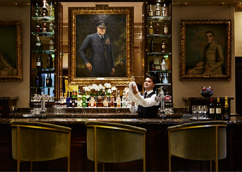 Churchill Bar | The RAF Club