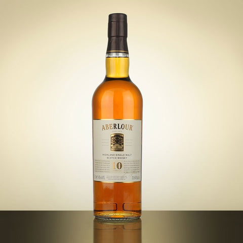 Aberlour 10 Year Old | Scotch and Rich
