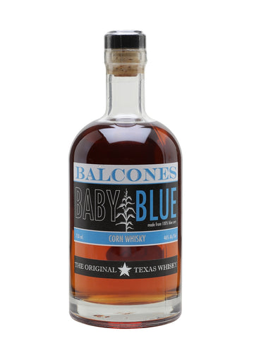 Scotch and Rich Wednesday Whisky Club | Balcones Baby Blue