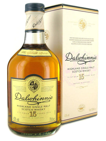 Scotch and Rich Wednesday Whisky Club - Dalwhinnie 15 Years