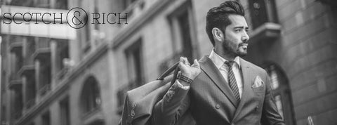 Scotch and Rich | Double-Breasted Suits | Bespoke Tailoring