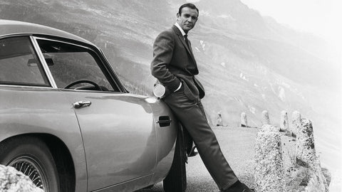 Aston Martin DB5 James Bond | Scotch and Rich