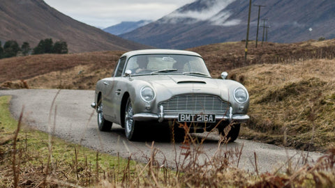 Aston Martin DB5 | Scotch and Rich