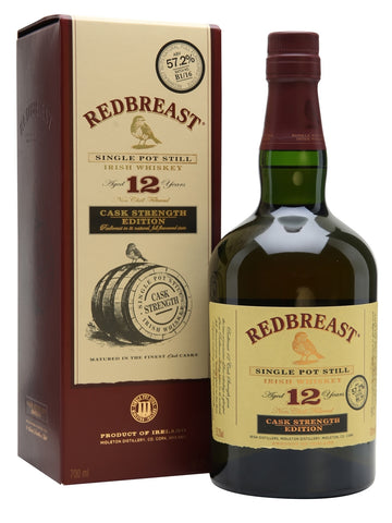 Redbreast 12-year-old | Scotch and Rich