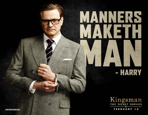 kingsman movie manners maketh man image