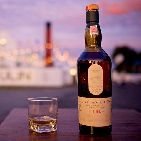 Lagavulin 16 Years Old | Scotch and Rich