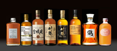 Nikka Whisky | Scotch and Rich