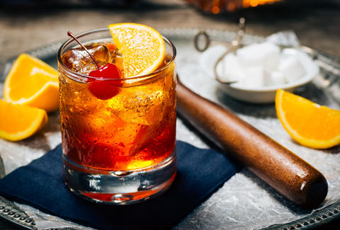 Old Fashioned | Scotch and Rich