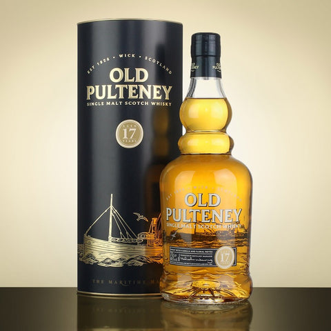 Scotch and Rich | Old Pulteney 17 Years Old