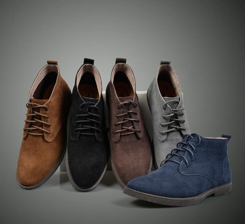 Chukka boot by scotch and rich