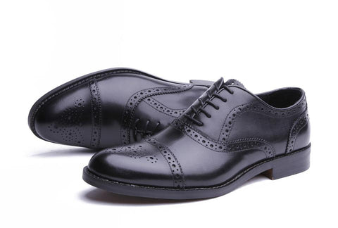 The Scotch and Rich Oxford Brogue