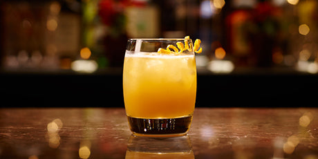 Whiskey Sour by Scotch and Rich