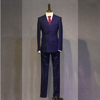 The Sutton Double-Breasted Suit