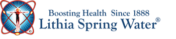 Lithia Spring Water Registered Trademark