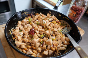 Kung Pao Chicken - Frywall
