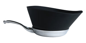 Frywall 8 – Black – Stovetop Splatter Guard