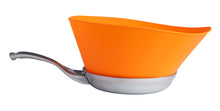 Frywall 8 – Orange – Kitchen Splatter Guard