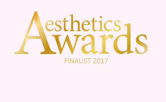 Dr Harris Shortlisted as Aesthetics Awards Finalist 2017