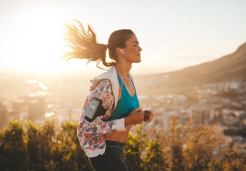 EXERCISES TO BECOMING A BETTER RUNNER