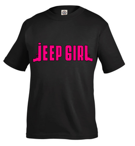 "Jeep Girl ""Guns"" T-shirt"