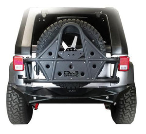 DV8 TC-1 Body Mounted Tire Carrier