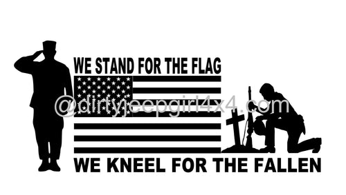 We Stand...