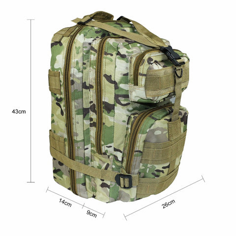 1000D Nylon Military Tactical Backpack Hunting