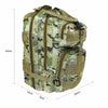 Image of 1000D Nylon Military Tactical Backpack Hunting