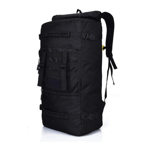 Military Tactical Resin Mesh Backpack