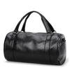 Image of Duffle Bag PU Leather Travel Bags