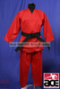Image of Pine Tree Heavy Weight Karate Uniform 14 oz - Red