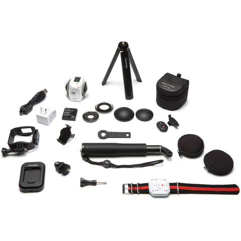 Kodak Pixpro Orbit360 4K VR Camera Satellite Pack