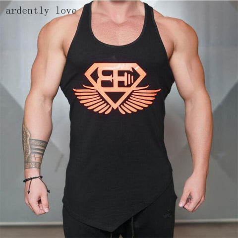 Man's Vest Muscle Fitness