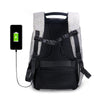 Image of USB Charge Anti Theft Backpack Travel Security Waterproof