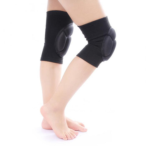 Collision Avoidance Knee Pad