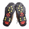 Image of Mountaineering Crampons Elastic Magic Spike Shoes