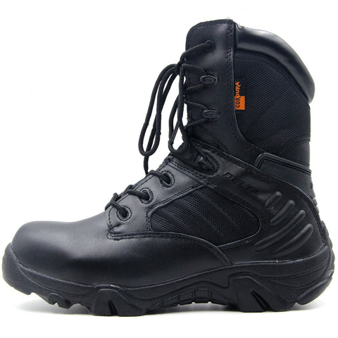 Climbing Leather & Rubber Breathable Shoes
