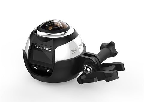 360 Panoramic VR Camera  Build-in WiFi