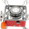 Image of Stainless Steel Backpacking Gas Stove