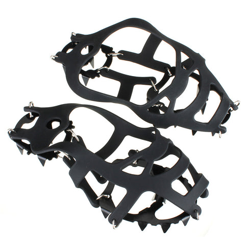 18 Teeth Antislip Hiking Crampons
