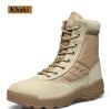 Image of Breathable Tactical Mountaineering Boots