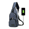 Image of USB Charge Anti Theft Security Waterproof Backpack