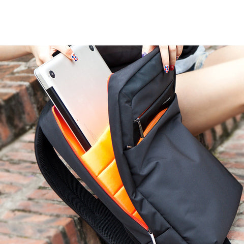 Waterproof Military Women Anti Theft Notebook Backpack